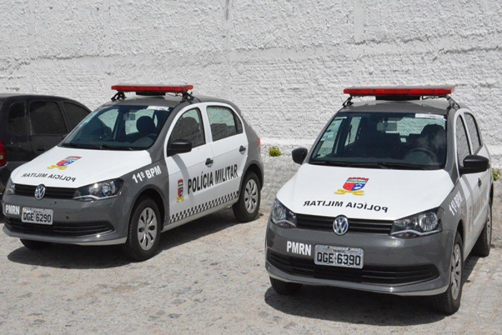 Macaíba é contemplada com mais 2 viaturas   Prefeitura de Macaíba