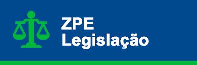 ZPE Legislação